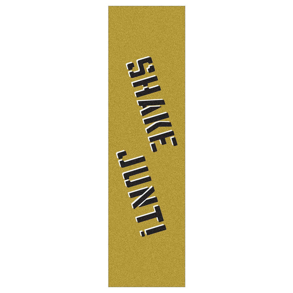 Shake Junt Sprayed Gold Griptape