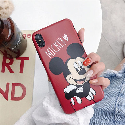 Mickey & Friends In HOT New Colors