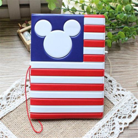 Mickey & Minnie Passport Cover