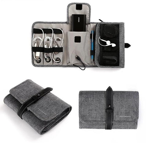 Travel Accessories Bag for Gadget Devices