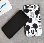 Mickey Classic Silicone iPhone Case - New Arrival