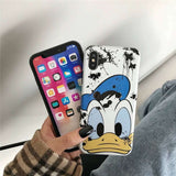 Donald & Daisy Oil Painting iPhone Case - New Arrival