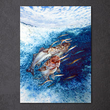 Load image into Gallery viewer, HD Printed 1 Piece Fishes
