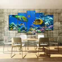 Load image into Gallery viewer, HD Printed 5 Pieces Marine Tropical Fishs