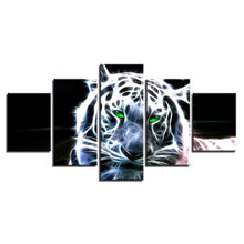 Load image into Gallery viewer, HD Printed 5 Pieces Tiger