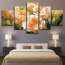 Load image into Gallery viewer, HD Printed 5 Pieces Graceful Champagne Tulips