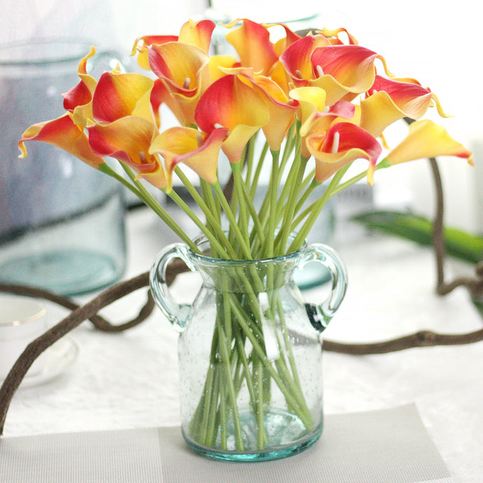 Real touch Calla lily artificial flowers