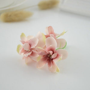 12pcs Silk Hydrangea bridal accessories clearance artificial flowers for home wedding decor diy gifts Threshold ornamentation