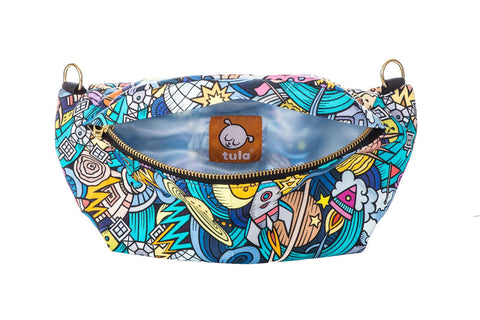 Space Rider - Tula Hip Pouch