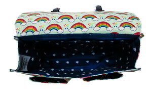 Rainbow Showers - Tornister Tula - Baby Tula