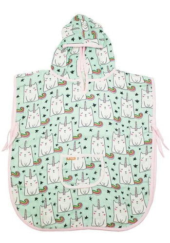 Caticorn - Tula Cover-Up - Baby Tula