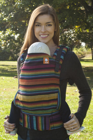 Daydreamer Cuervo (Full Wrap Conversion) - Nosidełko Chustowe Toddler - Baby Tula