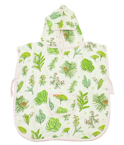 Greenery - Tula Cover-Up - Baby Tula