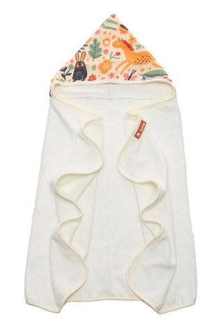 Jolly Jaunt - Tula Hooded Towel - Baby Tula
