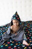 Little Gamer - Tula Hooded Towel - Baby Tula
