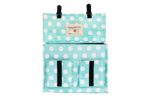 Mint Candy Dots - Tornister Tula - Baby Tula