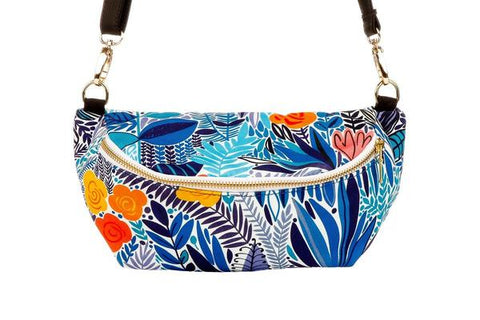 Mystic Meadow - Tula Hip Pouch
