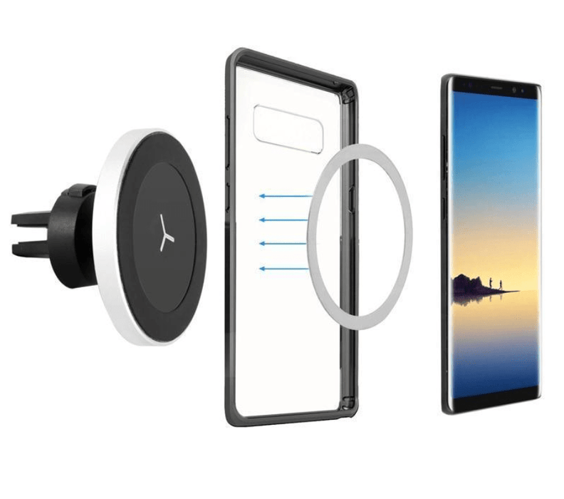 Magnetic Wireless Charging Mount