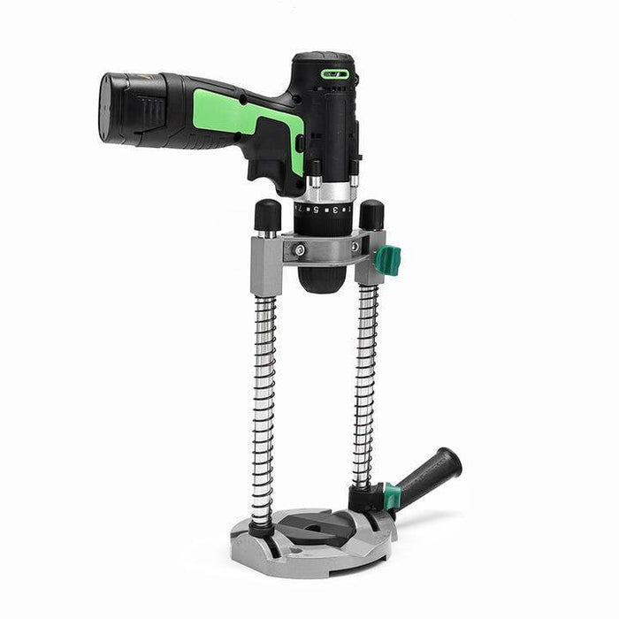 The Drill Guide™ Electric Drill Bracket Holder