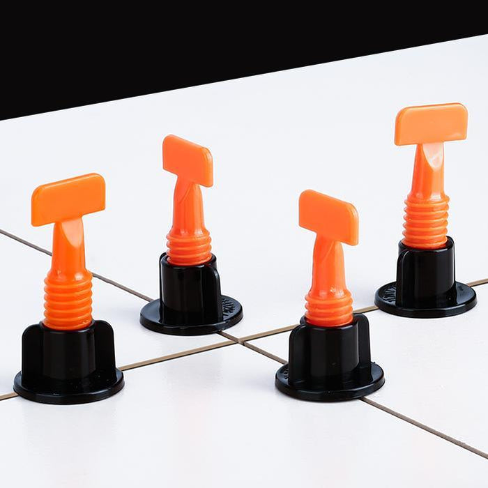Use Again Anti-Lippage Tile Balancing System (50 Pcs/ Pack)