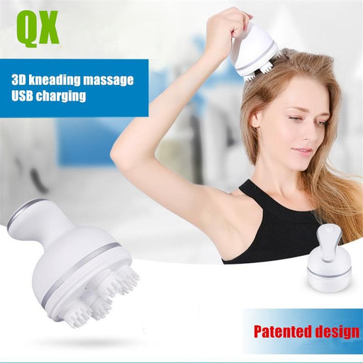 QX™ Electric Scalp Massager
