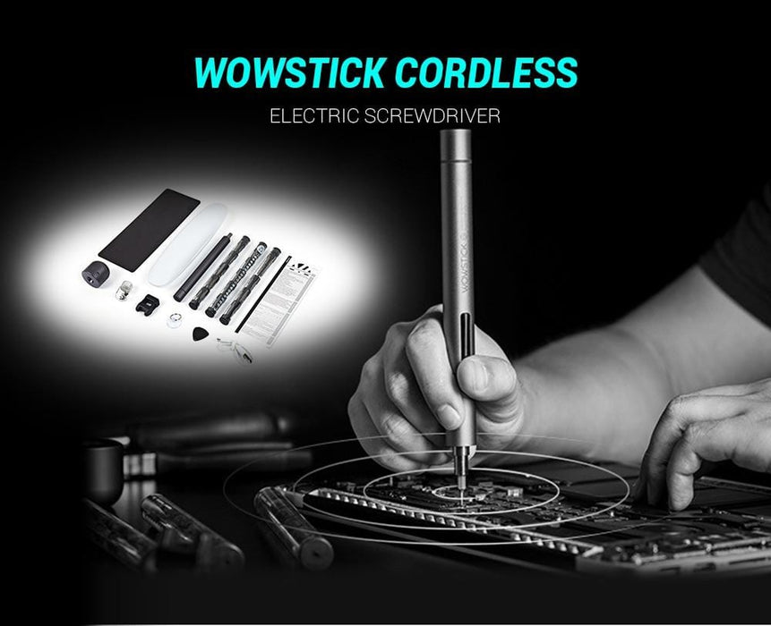 WowStick 1F+ Pro Electric Screwdriver