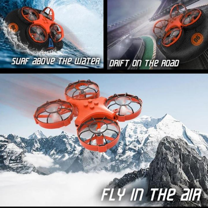 Quadcopter™ 3-in-1 RC Drone