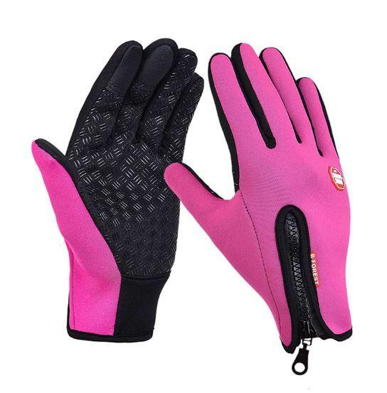 New Waterproof and Windproof Thermal Gloves