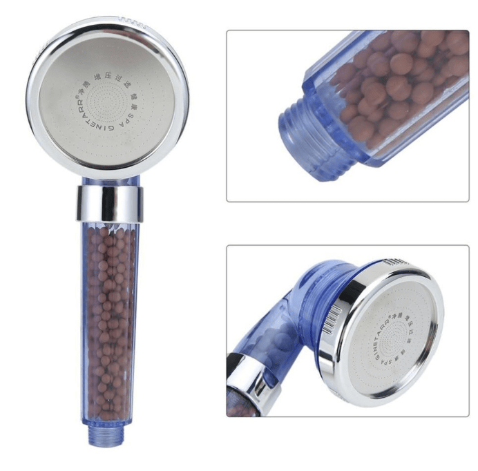 Ionic Filtration Eco-Friendly Shower Head