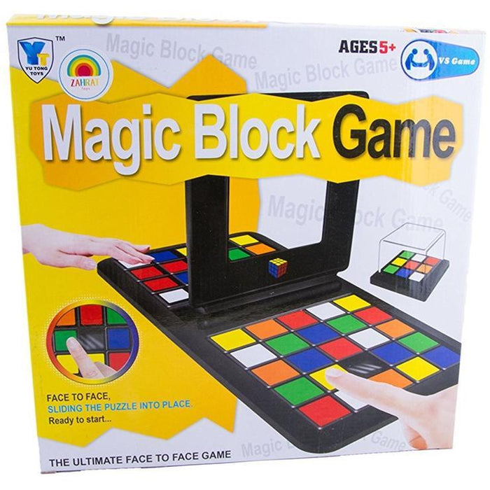 Magic Block Game