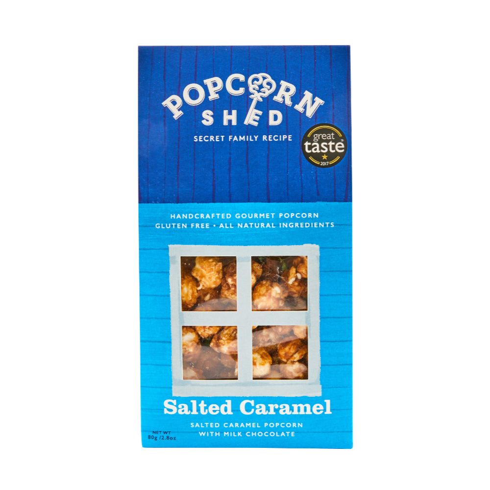 Popcorn Shed Say Cheese! Gourmet Popcorn Shed (10x55g)