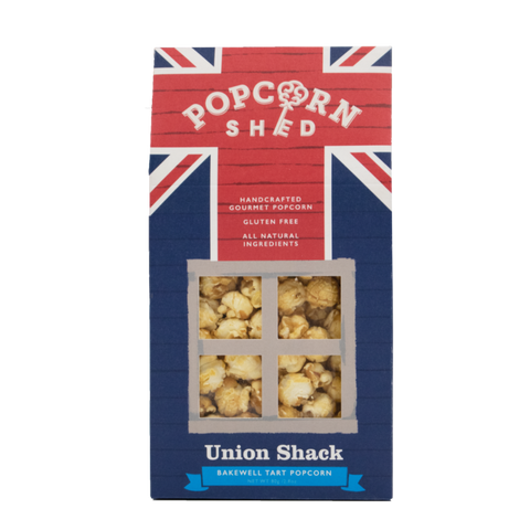 Popcorn Shed Union Shack Gourmet Popcorn Shed (10x80g)
