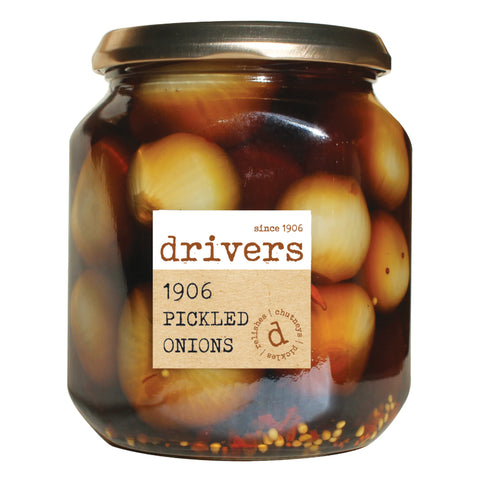 Drivers 1906 Pickled Onions (6x550g)