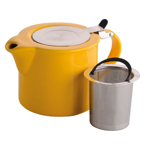 Bia Yellow 2 Cup Infuser Teapot