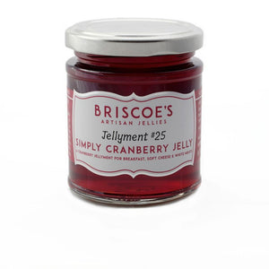 Briscoes  Simply Cranberry Jelly (6x130g)