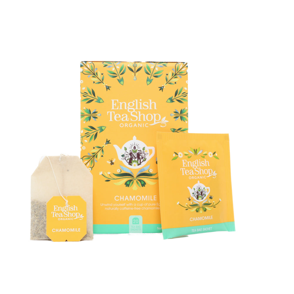 English Tea Shop Chamomile (6x20 Tea Bags)
