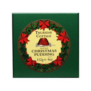 Thursday Cottage Small Christmas Pudding Boxed (12x112g)