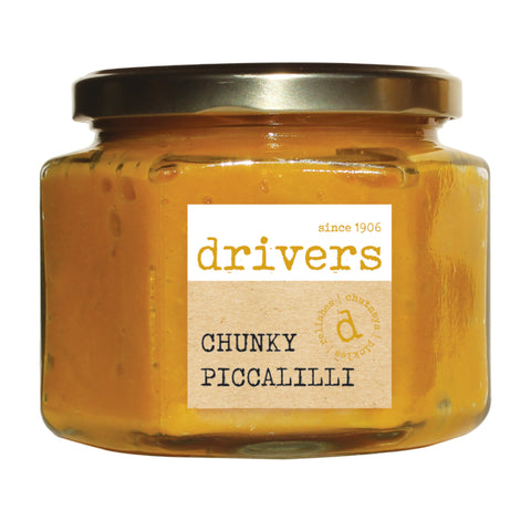 Drivers Chunky Piccalilli (6x350g)