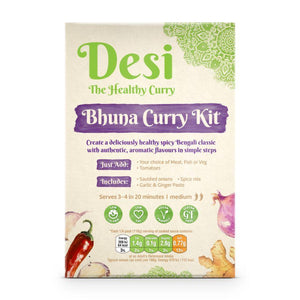 Desi Bhuna Curry Kit  (12x195g)
