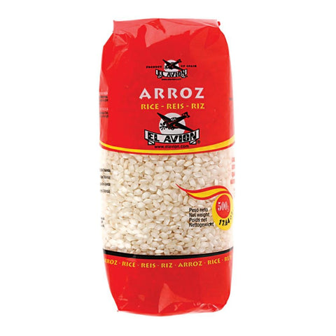 El Avion Paella Rice (12x500g)