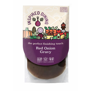 Inspired Dining Red Onion Gravy (8x200g)