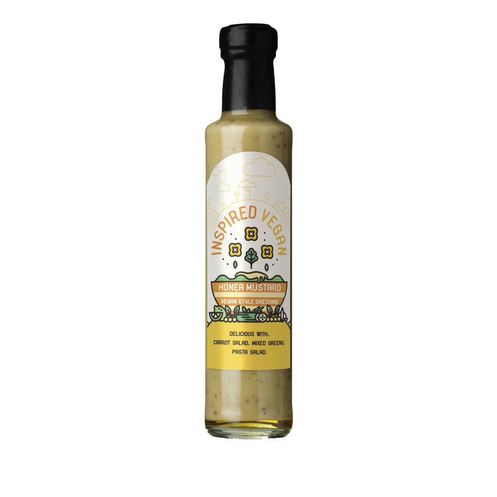 Inspired Vegan Honea Mustard Vegan Dressing (6x265g)