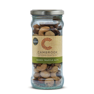 Cambrook Baked Truffle Nuts Jar (6x175g)