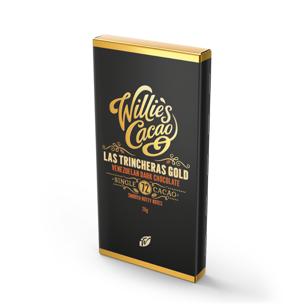 Willies Cacao Las Trincheras Impulse Bar (30x26g)