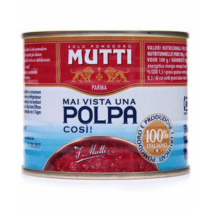 Mutti Finely Chopped Tomatoes (12x210g)