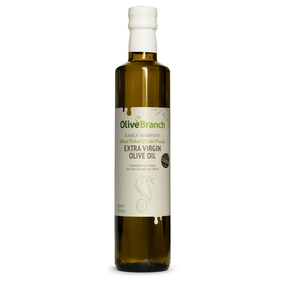 Olive Branch Extra Virgin Olive Oil (6x500ml)
