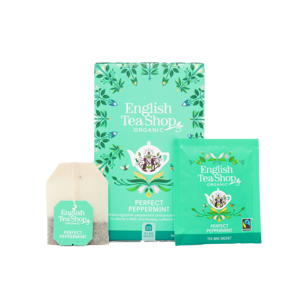 English Tea Shop Perfect Peppermint (6x20 Tea Bags)