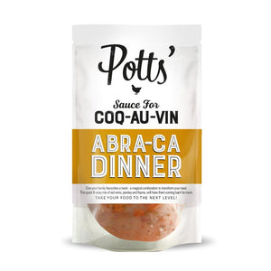 Potts Sauce for Coq-au-Vin (6x400g)
