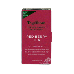 Tregothnan Red Berry Tea (6x25 Sachets)