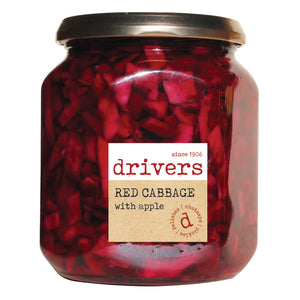 Drivers Red Cabbage with Apple (6x550g)